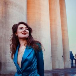 Singer (female) Rotterdam  (NL) Joia