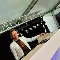 DJ Breda  (NL) DJ VJ Pacer