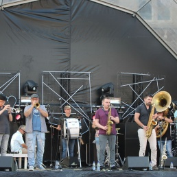 Band Bergen op Zoom  (NL) GetBrassed!