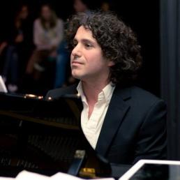 Pianist Amsterdam  (NL) Amir Dothan
