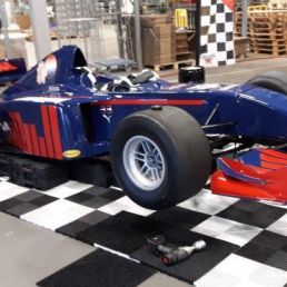 F1 Bandenwisselspel