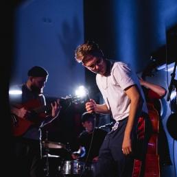 Band Tilburg  (NL) George Kush Collective