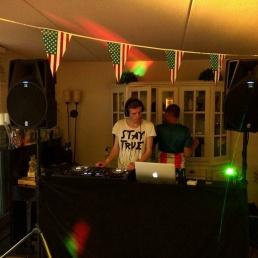 DJ Utrecht  (NL) Driving DJ's