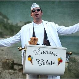Zanger Leiden  (NL) Luciano Gelati