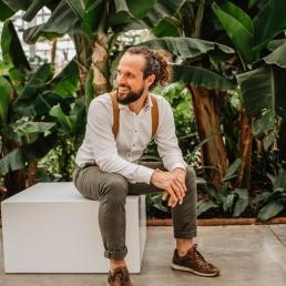 Singer (male) Riel  (NL) Lars Zebregs