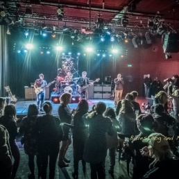 Band Hoevelaken  (NL) HoochieMama Blues en Rock Band