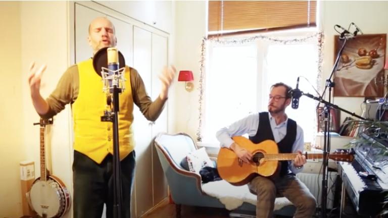 Cabaret Den Haag  (NL) Mante & Götz spelen ... op maat