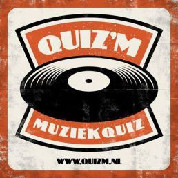 Quiz'M Muziekquiz LIVE STREAM