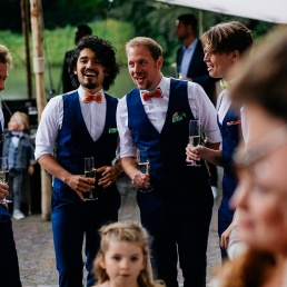 Singing group Utrecht  (NL) Fruity Island Boys (Barbershop Quartet)