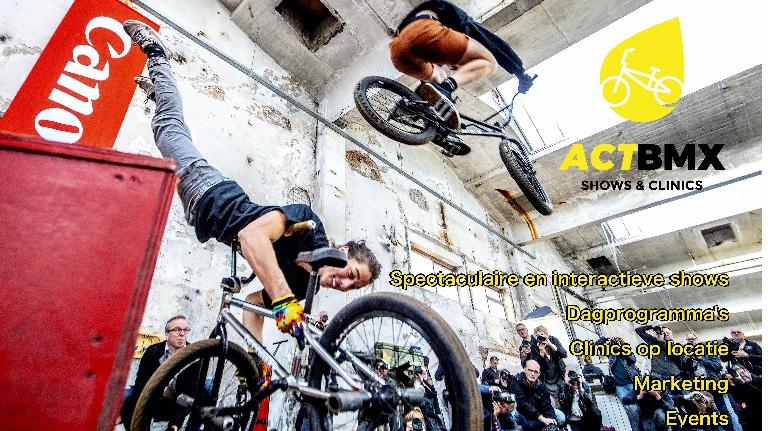 BMX Freestyle stunt show