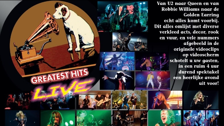 Greatest Hits Live - top 2000