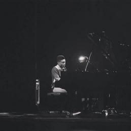 Pianist Amsterdam  (NL) Isaiah Alexis