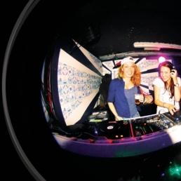 DJ Amsterdam  (NL) Lil'Max and The Crook
