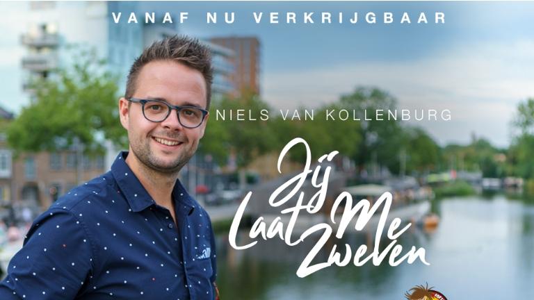 Zanger Tilburg  (NL) Zanger Niels van Kollenburg