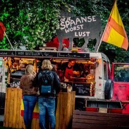 Food truck Utrecht  (NL) Of Je Spaanse Worst Lust