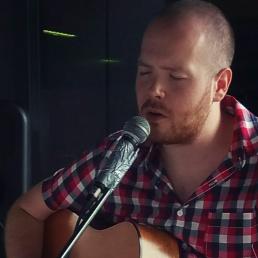 Zanger Bleiswijk  (NL) Nick Wondergem