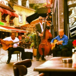 Band Sittard  (NL) Adell Trio - Gypsy Swing Jazz