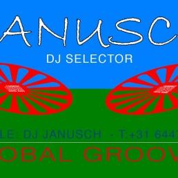 DJ Sittard  (NL) DJ Janusch    Global Grooves Caravan