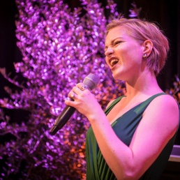 Zangeres Utrecht  (NL) Sophie Melody Jazz