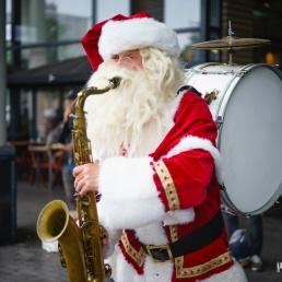 Muzikant overig Amsterdam  (NL) Kerstman - Mobiel en Muzikaal