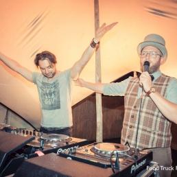 DJ Nijmegen  (NL) Jam Master