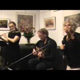 Zangeres Hoevelaken  (NL) Camadou