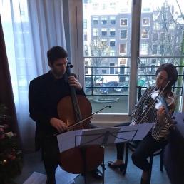 Orchestra Amsterdam  (NL) Javaplein Strings