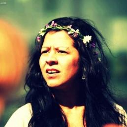 Singer (female) Rotterdam  (NL) Ivy Lemos