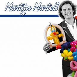 Martijn Martell - Table Magic
