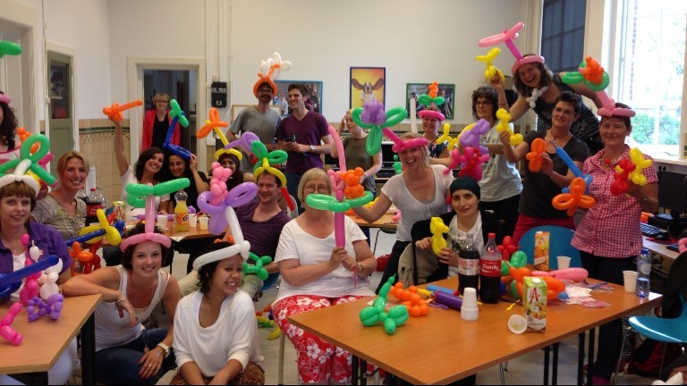 Ballooning Workshop