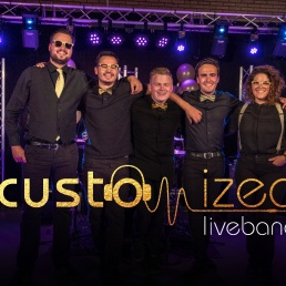 Band Haarlem  (NL) Customized Liveband