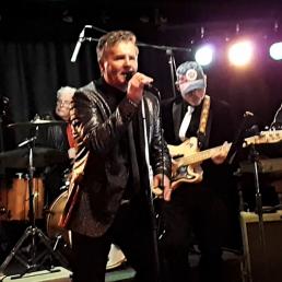 Band Groningen  (NL) Johnny Dynamite & the 4MEN