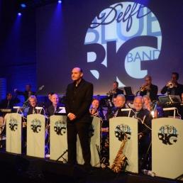 Orkest Delft  (NL) Delft Blue BigBand
