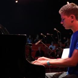 Pianist Amsterdam  (NL) Daan Sanders