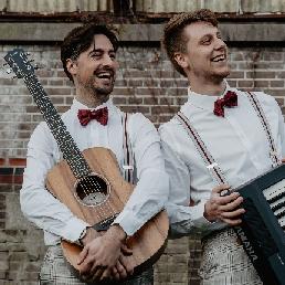 Band Haarlem  (NL) Jip & Daym