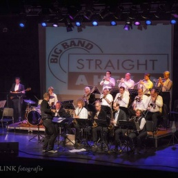 Orkest Laren  (Gelderland)(NL) Big Band Straight Ahead