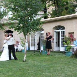 Lucette Snellenburg (ceremonie, huwelijk)