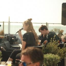 Band Haarlem  (NL) Liv & Jurian