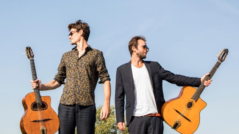 Band Utrecht  (NL) Pierrot & Hugo