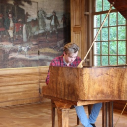 Pianist Driebergen-rijsenburg  (NL) Simon Bauke