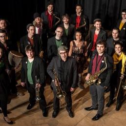 Orchestra Hoevelaken  (NL) North East Ska*Jazz Orch.