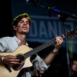 Singer (male) Wassenaar  (NL) Dion Cuiper