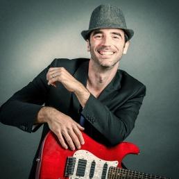 Gitarist Roermond  (NL) Phil Karis