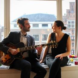 Band Utrecht  (NL) Sinem & Peri