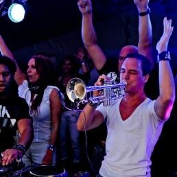 DJ Hilversum  (NL) Mr Trumpet