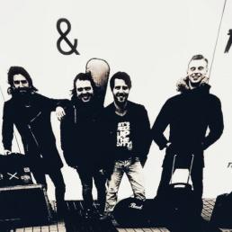 Band Groningen  (NL) Roni & The Last Minutes