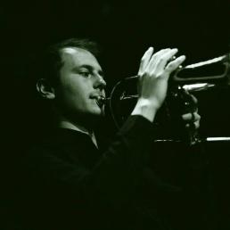 Trompettist Den Haag  (NL) Max Groenen - Trompettist