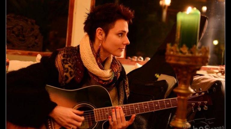 Singer (female) Amsterdam  (NL) Carlien Jeanne