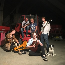 Band Delft  (NL) Mazouth