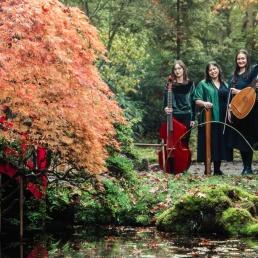Band Amsterdam  (NL) Barok Ensemble
